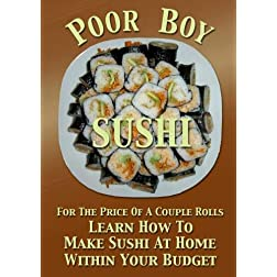 Poor Boy Sushi