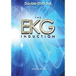EKG Stage Hypnosis Induction - Double DVD Set