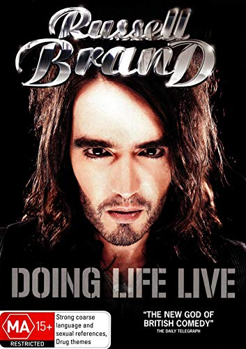 Russell Brand - Doing Life Live (PAL/Region 4)