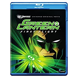 Green Lantern: First Flight (+ Digital Copy) [Blu-ray]