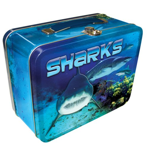 Shark Attack Lunch Box
