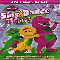 Barney: Sing and Dance with Barney