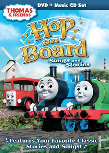 Thomas & Friends: Hop on Board - Songs and Stories