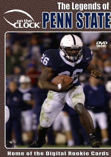 The Legends of the Penn State Nittany Lions