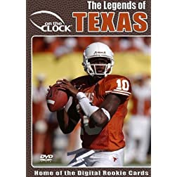 The Legends of the Texas Longhorns