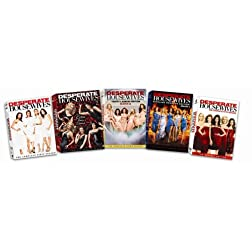 Desperate Housewives: The Complete Seasons 1-5