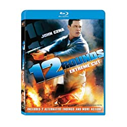 12 Rounds (+ Digital Copy) [Blu-ray]