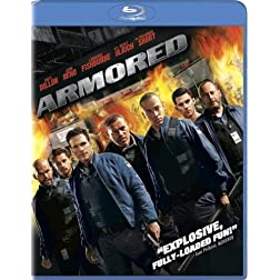 Armored [Blu-ray]