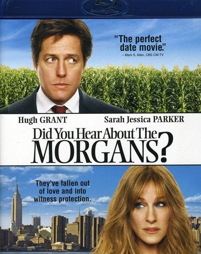 Did You Hear About the Morgans? [Blu-ray]