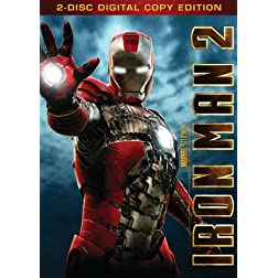 Iron Man 2 (Two-Disc Special Edition)