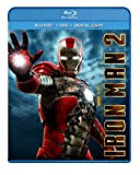 Iron Man 2 Blu