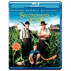 Secondhand Lions [Blu-ray]