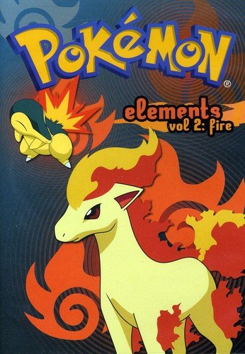 Pokemon Elements, Vol. 2: Fire
