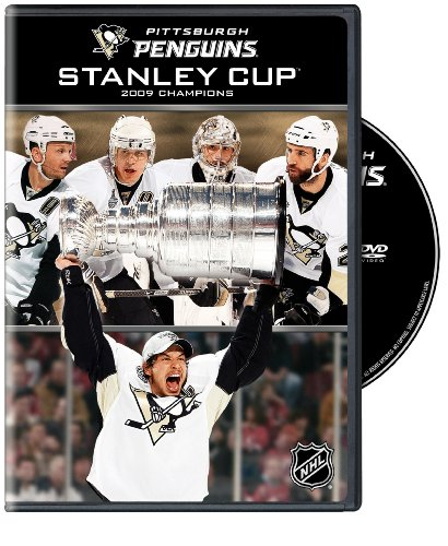 NHL: Stanley Cup 2008-2009 Champions: Pittsburgh Penguins