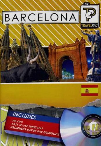 Travel Pac: Barcelona
