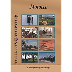 The Globescope Collection  Morocco Royalty Free Stock Footage