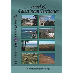 The Globescope Collection  Israel & Palestinian Territories Royalty Free Stock Footage