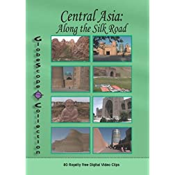 The Globescope Collection  Central Asia: Along the Silk Road Royalty Free Stock Footage