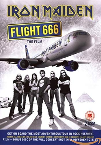 Flight 666: the Film
