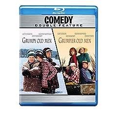 Grumpy Old Men / Grumpier Old Men (Comedy Double Feature) [Blu-ray]