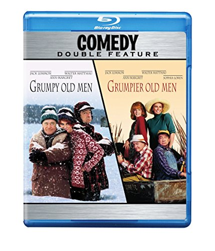 Grumpy Old Men / Grumpier Old Men (Comedy Double Feature) [Blu-ray]