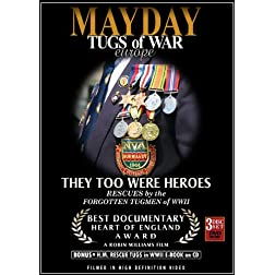 Mayday: Tugs of War - Europe