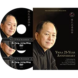 YMAA 25-Year Anniversary 2-DVD set