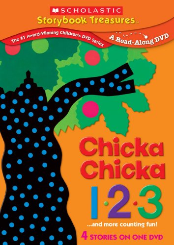 Chicka Chicka 123... and More Counting Fun (Scholastic Storybook Treasures)
