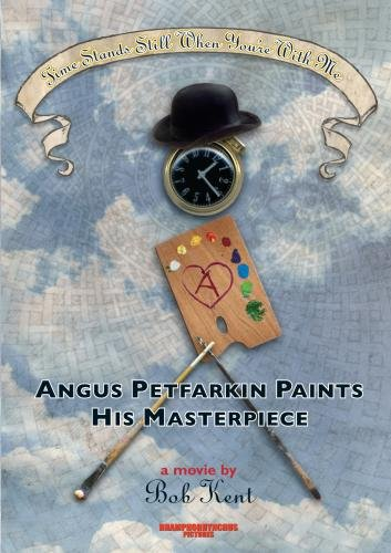 Angus Petfarkin Paints His Masterpiece