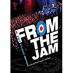 From the Jam: A First Class Return