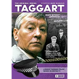 Taggart - Death Without Dishonour Set