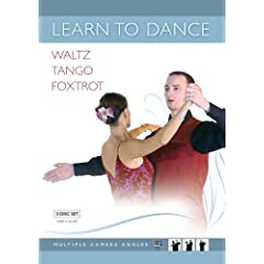 Learn to Dance - Waltz, Tango and Foxtrot