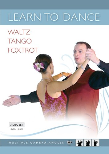 Learn to Dance - Waltz, Tango and Foxtrot