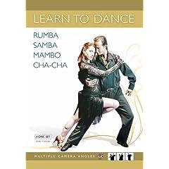 Learn to Dance - Rumba, Samba, Mambo and Cha-Cha