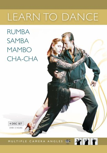 Learn to Dance - Rumba, Samba, Mambo and Cha-Cha