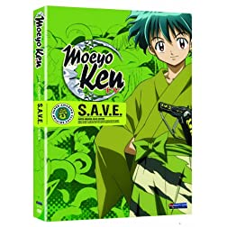 Moeyo Ken: The Complete Series