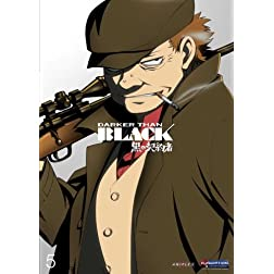 Darker Than Black: Volume Five