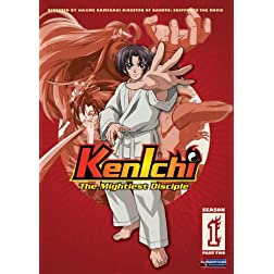 Kenichi: The Mightiest Disciple Season One, Part Two