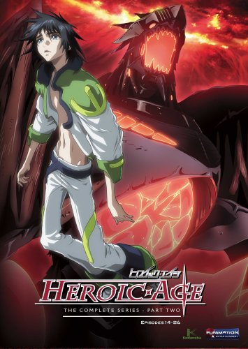 Heroic Age: The Complete Series, Part Two