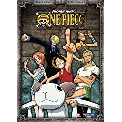 One Piece: Season Two, First Voyage