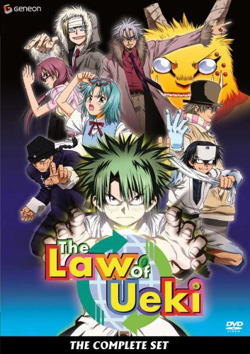 The Law of Ueki: The Complete Series Box Set
