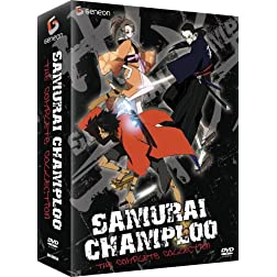 Samurai Champloo: The Complete Collection