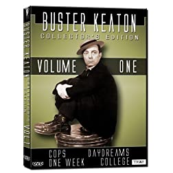 Buster Keaton Vol. 1 (Enhanced)