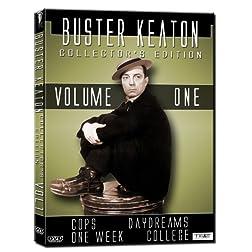 Buster Keaton Vol. 1 (Enhanced)