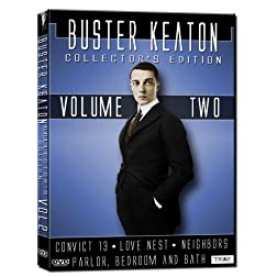 Buster Keaton Vintage Collection Vol. 2 (Enhanced)
