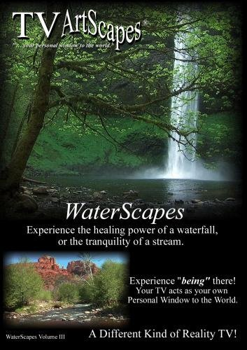 TV ArtScapes  -  WaterScapes Vol III
