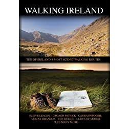 Walking Ireland - Trek & Walk the Irish Mountains (PAL)