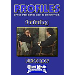 PROFILES Featuring  Pat Cooper