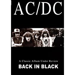AC/DC Back in Black A Classic Album Under Review