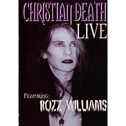 Christian Death Live